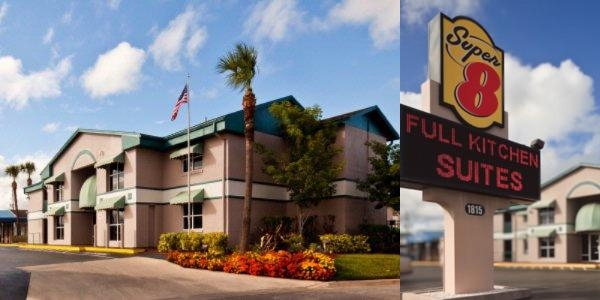 Super 8 by Wyndham Kissimmee / Maingate / Orlando Area photo collage