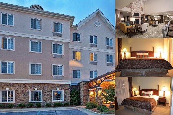 Staybridge Suites Columbus Ft. Benning photo collage