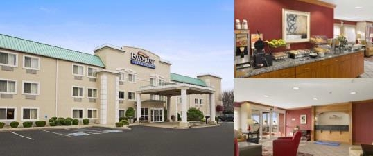 Baymont Inn & Suites Haubstadt photo collage