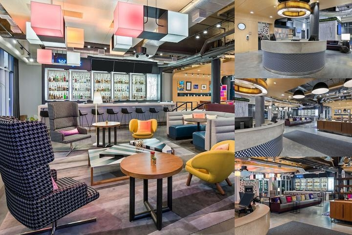 Aloft Jacksonville Airport photo collage