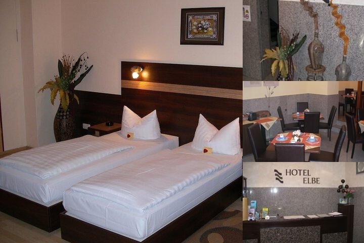 Hotel Elbe photo collage