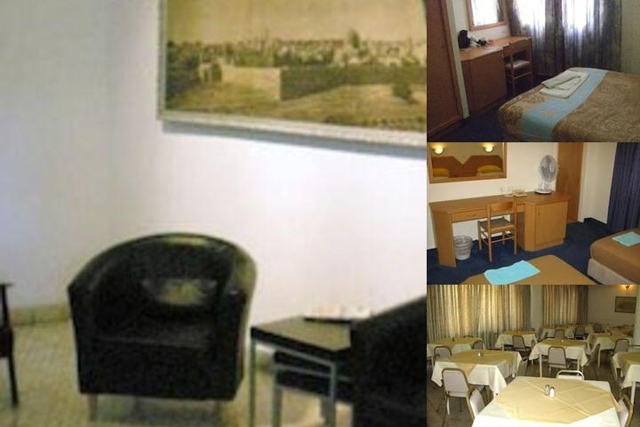 Mount of Olives Hotel photo collage