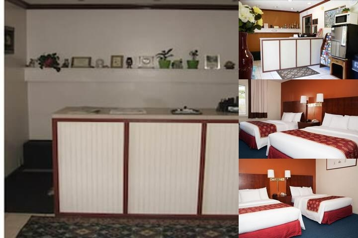 Red Carpet Inn & Suites photo collage
