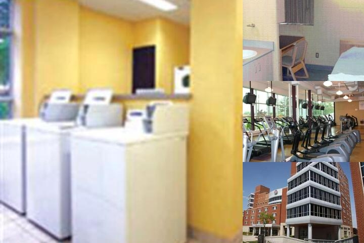 Hotel Laurier photo collage