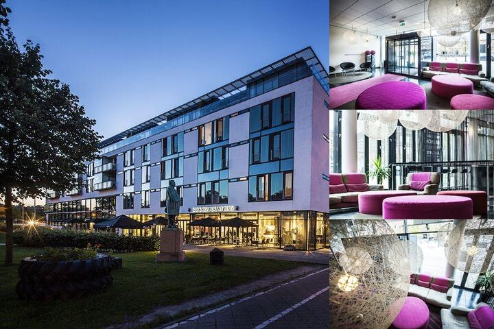 First Hotel Kolding photo collage