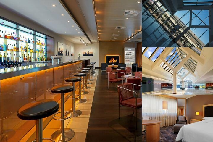 Sheraton Frankfurt Airport Hotel photo collage