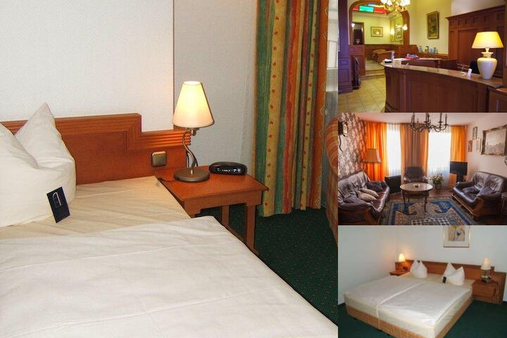 City Hotel Kaiserhof Offenbach Am Main Frankfurt photo collage