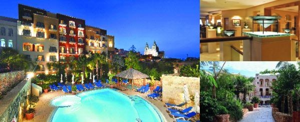 Maritim Antonine Hotel & Spa photo collage