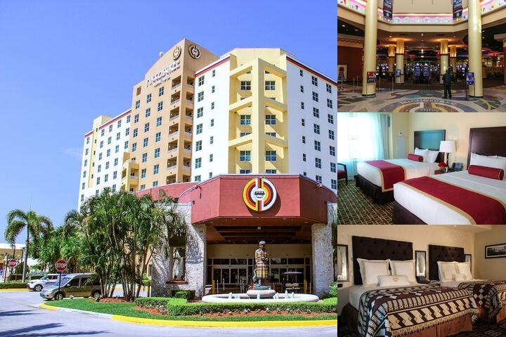 Miccosukee Resort & Gaming photo collage