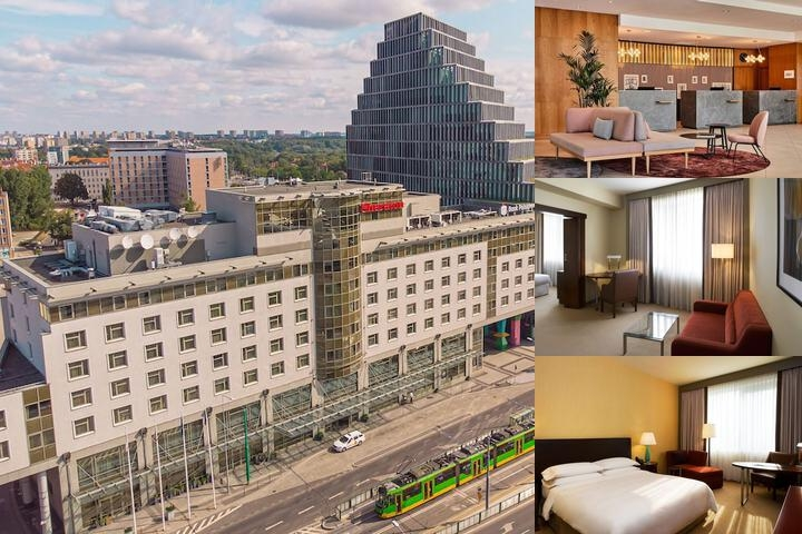 Sheraton Poznan Hotel photo collage
