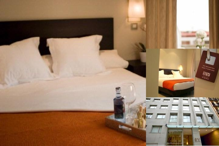 Suites Viena photo collage