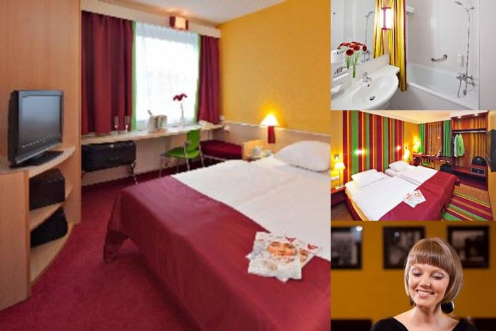 Chopin Hotel Cracow photo collage