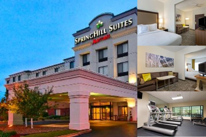 Springhill Suites Louisville Hurstbourne photo collage