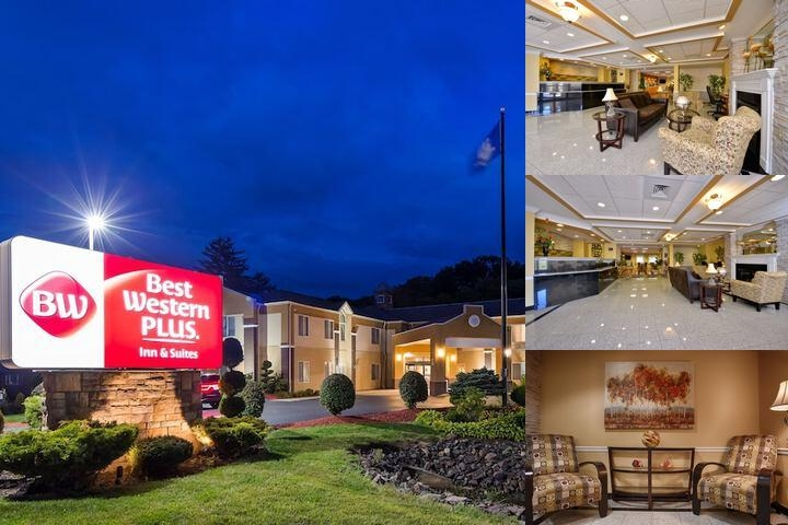 Best Western Plus New England Inn & Suites photo collage