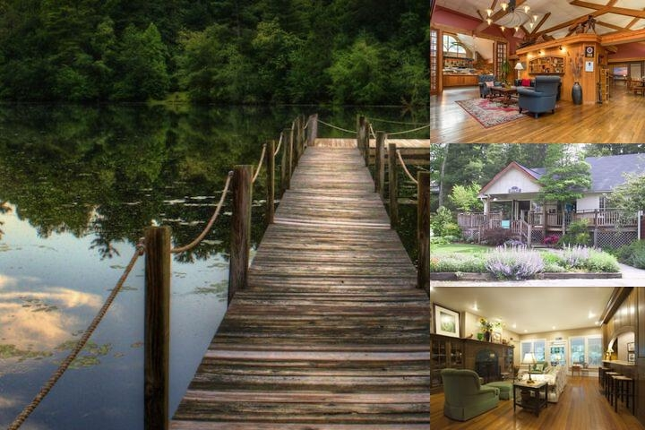 Highland Lake Inn photo collage