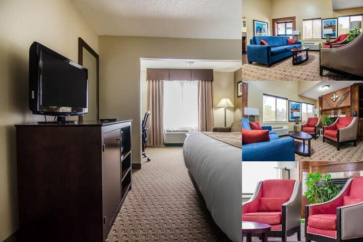 Quality Suites photo collage