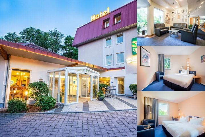 Quality Hotel Am Tierpark photo collage