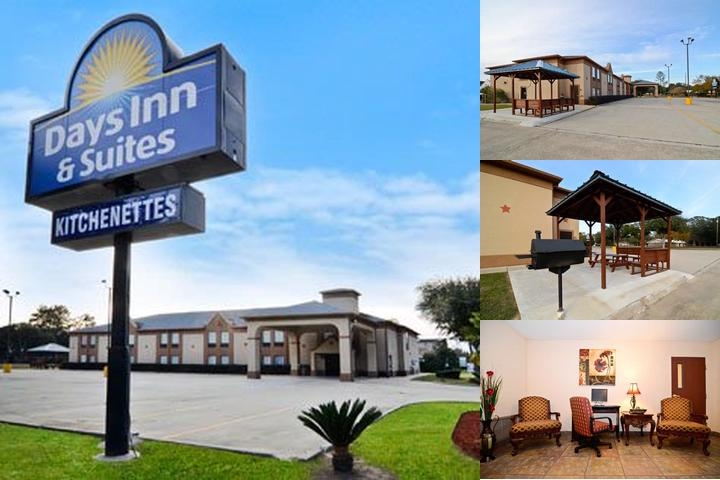 Day's Inn & Suites Eunice photo collage