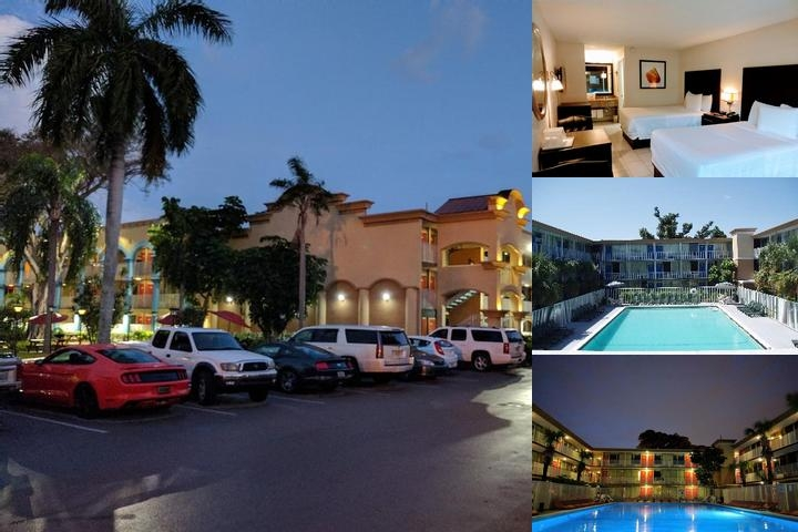 Red Carpet Inn Fort Lauderdale Airport Fl 2460 West State Rd 84 33312