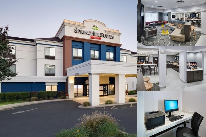 Springhill Suites Milford photo collage