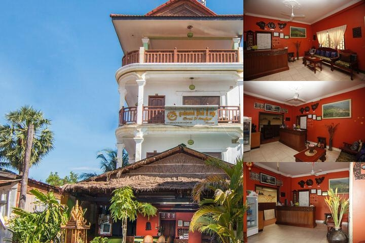 Oral D'angkor Guest House photo collage