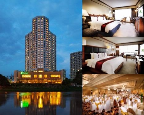 Holiday Inn Chiangmai photo collage