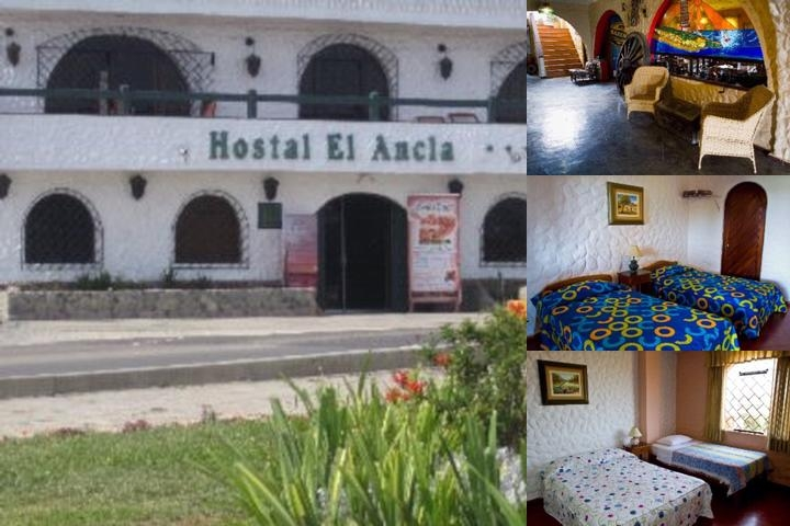 Hostal El Ancla photo collage