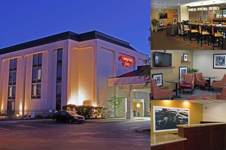 Hampton Inn Chesapeake photo collage