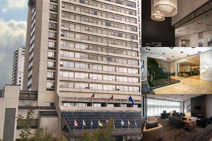 Doubletree by Hilton London Ontario photo collage