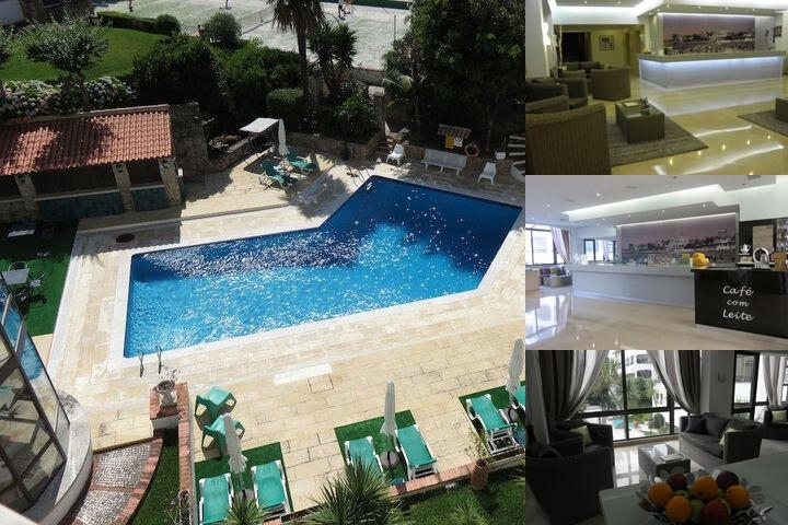 Hotel Clube Do Lago photo collage