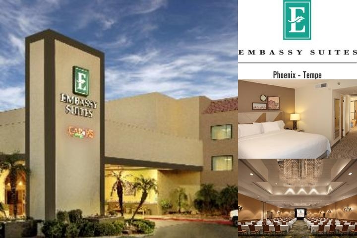 Embassy Suites Phoenix Tempe photo collage