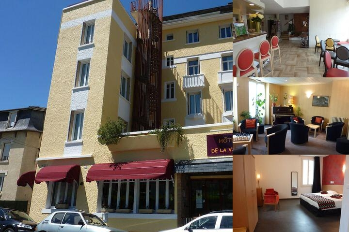 Citotel De La Vallee photo collage