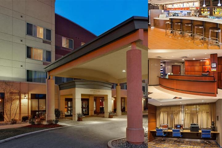 Courtyard by Marriott Louisville Northeast photo collage