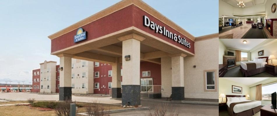 Days Inn & Suites Whitecourt photo collage