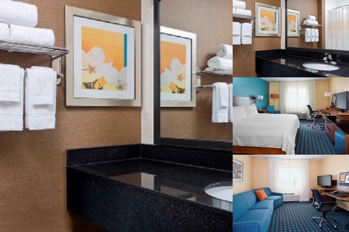 Fairfield Inn by Marriott Dallas Park Central photo collage