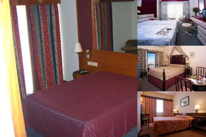 Barra Hotel photo collage