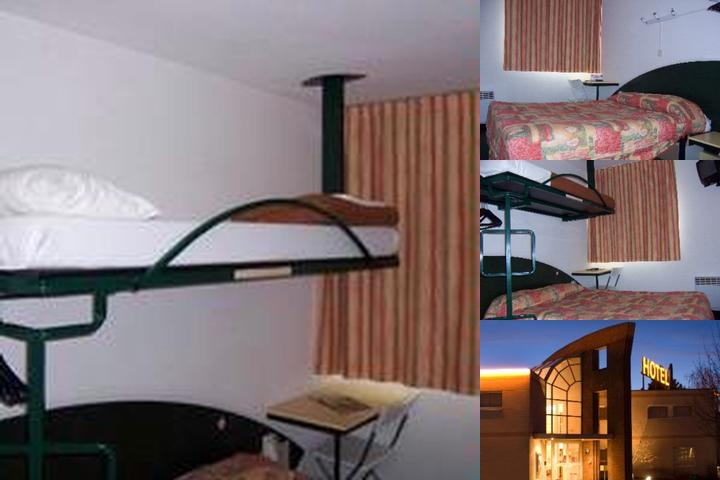 Hotel Cerise Bethune photo collage