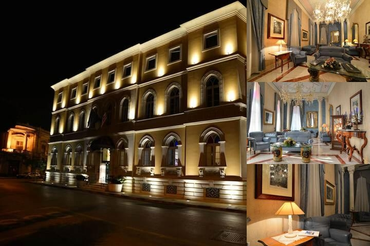 Grand Hotel Ortigia Siracusa photo collage