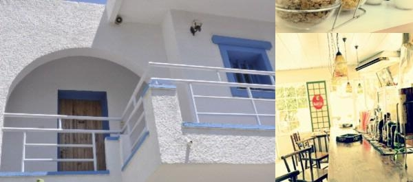 Amazones Villas Apartments photo collage