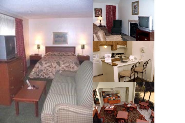 Huntsville Hotel & Suites photo collage