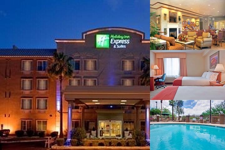 Holiday Inn Express Hotel & Suites Peoria North photo collage