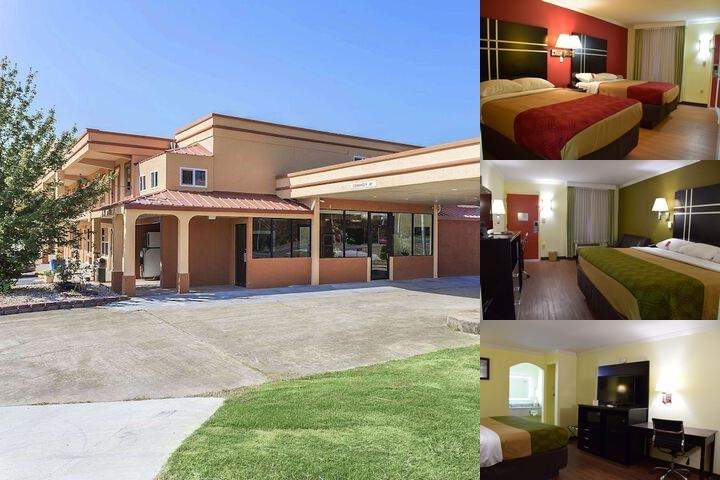 Econo Lodge Gadsden photo collage