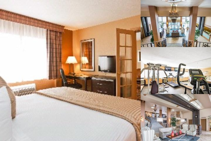 Best Western Plus Denver Hotel photo collage