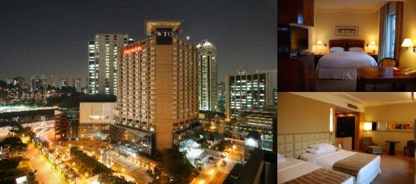 Sheraton Sao Paulo Wtc Hotel photo collage