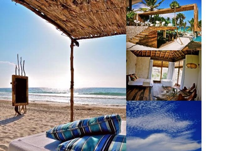 Be Playa Hotel photo collage