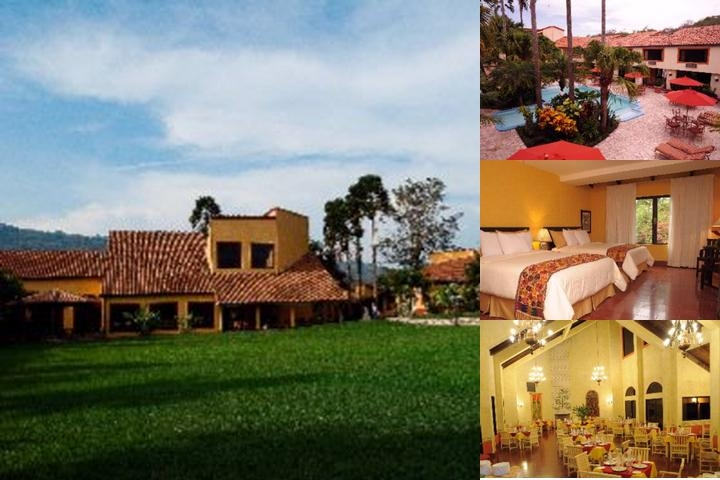 Clarion Hotel Copan Ruinas photo collage
