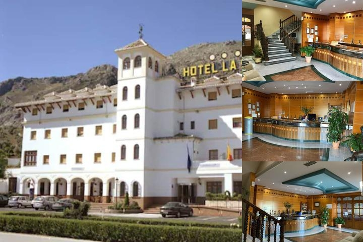Hotel La Sierra photo collage