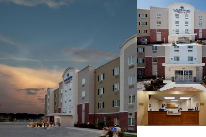 Candlewood Suites San Antonio Northwest Near Seawo photo collage