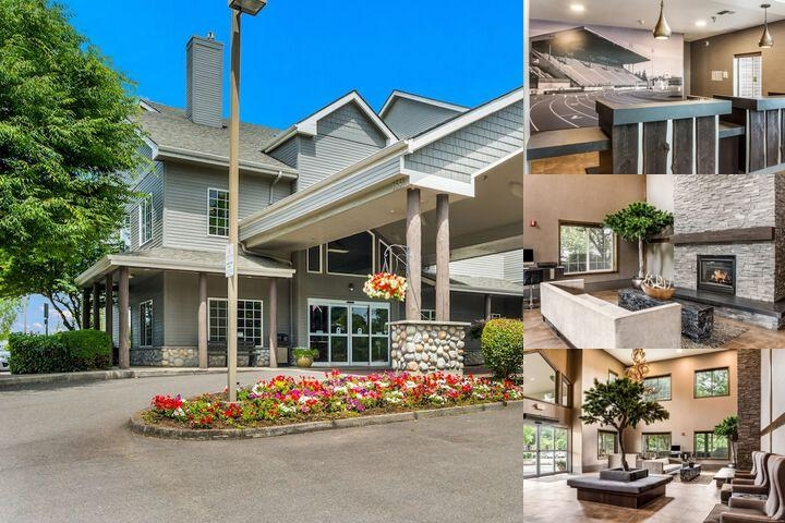 La Quinta Inn & Suites Eugene by Wyndham photo collage