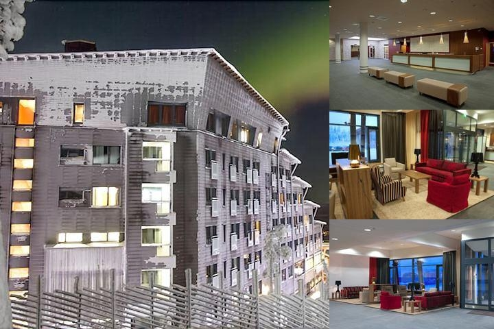 Hotel Levi Panorama photo collage